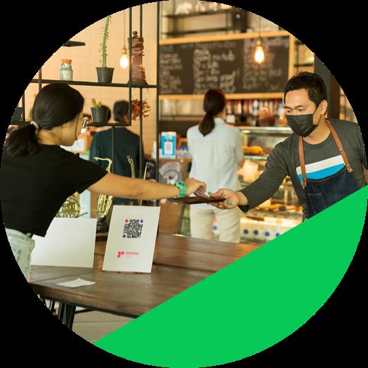 Coffee House Selling Coffee