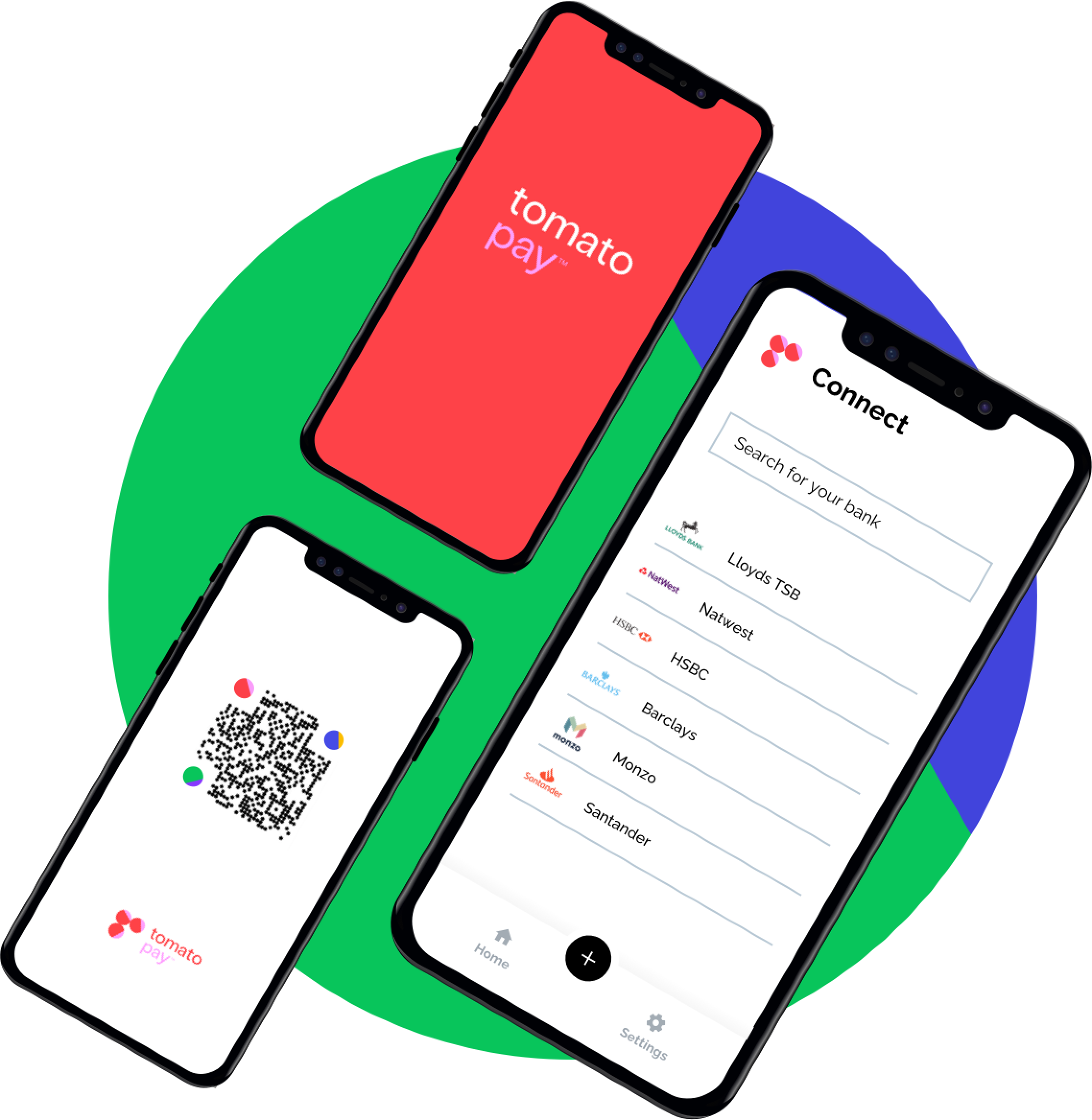 A Range of App Screens