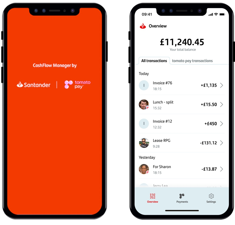 tomato pay app